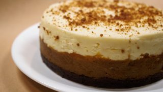Pumpkin Cheesecake in Instant Pot