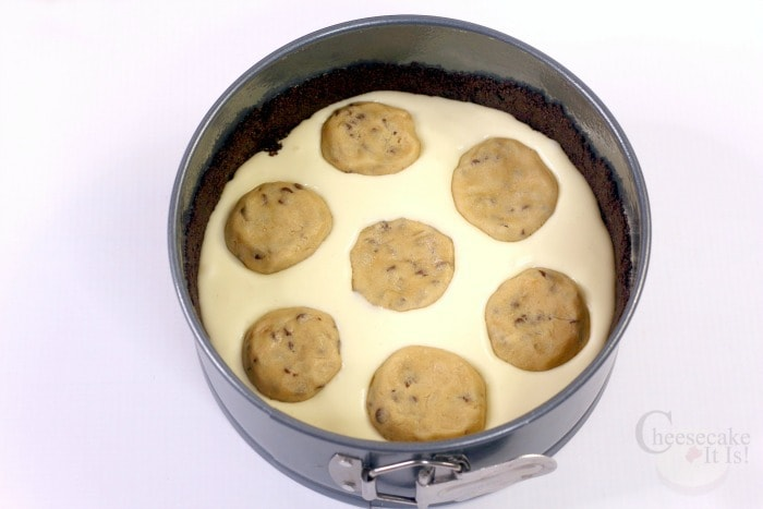 Add cookie dough